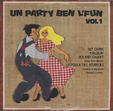 Famille Gaudet - Un party ben l'fun vol 1