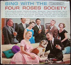 Sing With The Four Roses Society